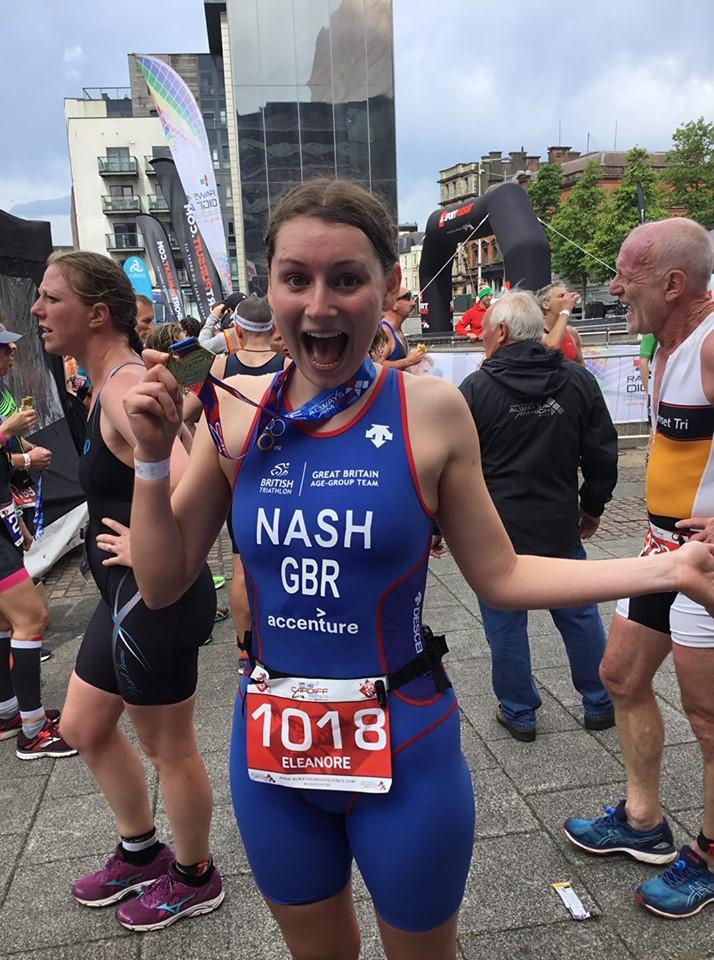 Cardiff triathlon 2019