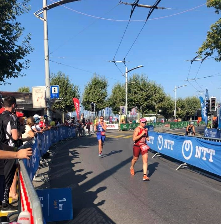 Lausanne triathlon ITU Grand Final